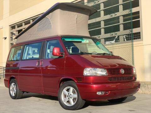 2001 Volkswagen EuroVan for sale at LANCASTER AUTO GROUP in Portland OR