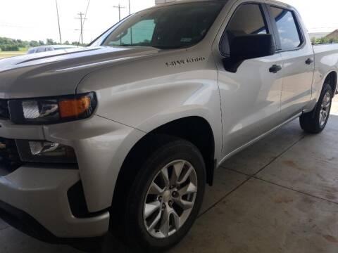 2019 Chevrolet Silverado 1500 for sale at Stanley Chrysler Dodge Jeep Ram Gatesville in Gatesville TX