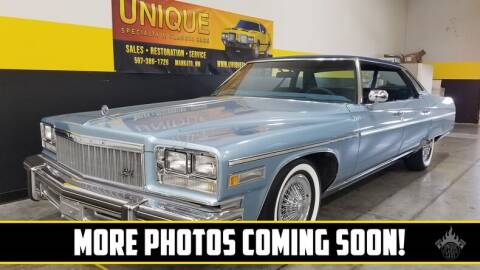 1976 Buick Limited for sale at UNIQUE SPECIALTY & CLASSICS in Mankato MN