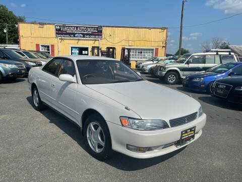 1993 Toyota mark 2 for sale at Virginia Auto Mall - JDM in Woodford VA