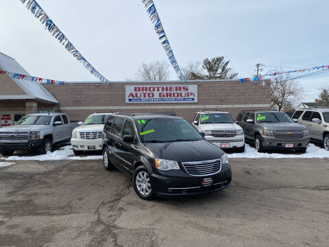 2014 Chrysler Town and Country for sale at Brothers Auto Group in Youngstown OH