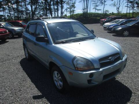 2009 Hyundai Tucson for sale at Small Town Auto Sales in Hazleton PA