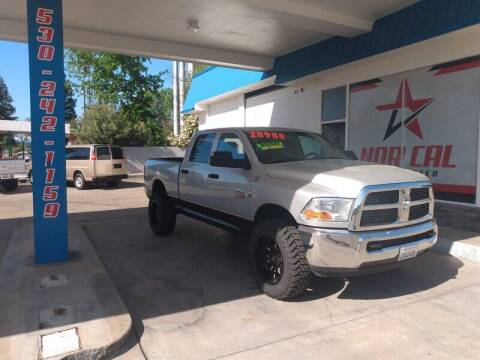 2011 RAM Ram Pickup 2500 for sale at Nor Cal Auto Center in Anderson CA