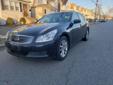 2009 Infiniti G37 Sedan for sale at Innovative Auto Group in Little Ferry NJ