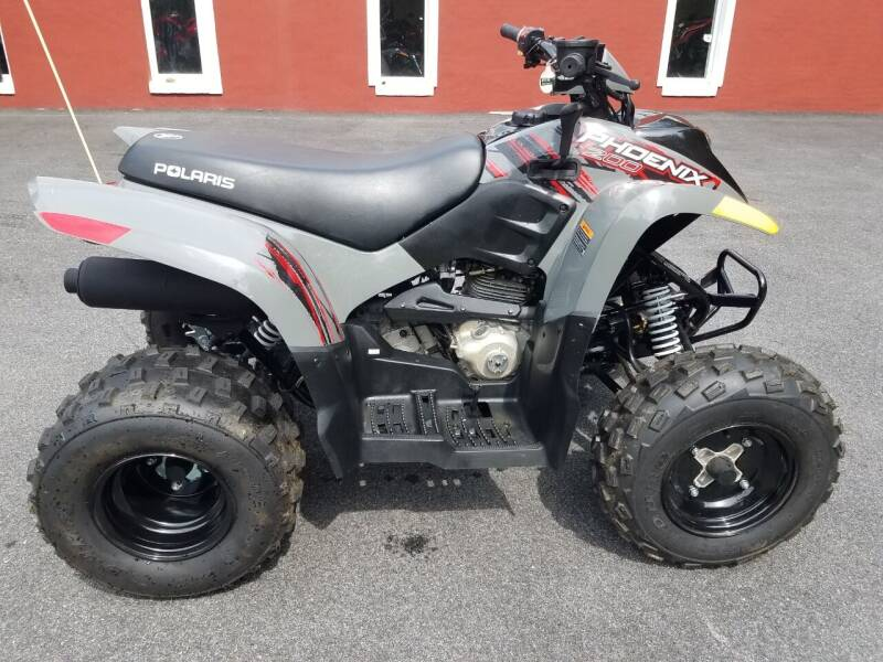 2020 Polaris Phoenix 200 for sale at WILKINS MOTORSPORTS in Brewster NY