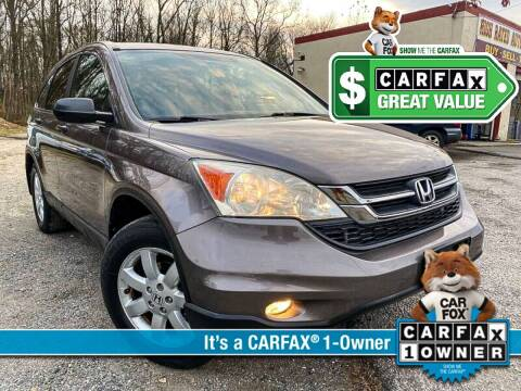 2011 Honda CR-V for sale at High Rated Auto Company in Abingdon MD