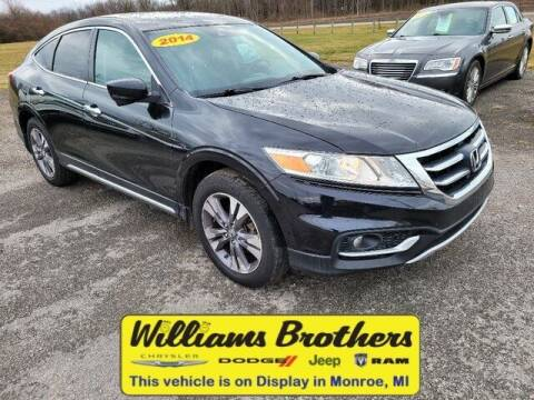 2014 Honda Crosstour for sale at Williams Brothers - Pre-Owned Monroe in Monroe MI