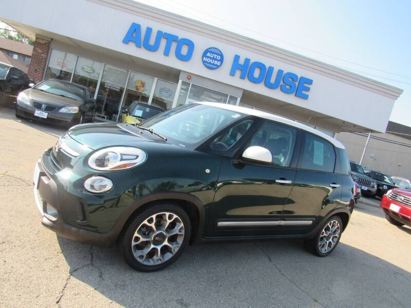 2014 FIAT 500L for sale at Auto House Motors in Downers Grove IL