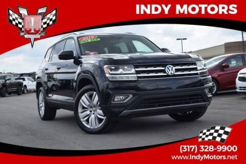 2019 Volkswagen Atlas for sale at Indy Motors Inc in Indianapolis IN