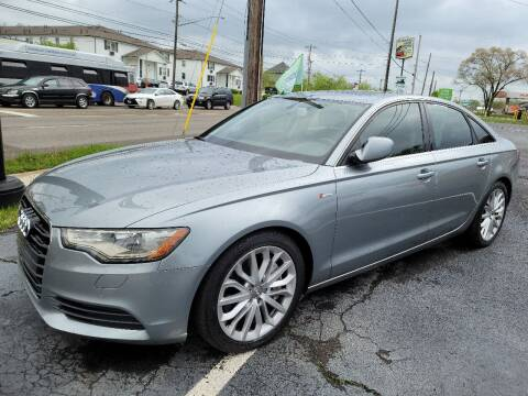 2013 Audi A6 for sale at Shaddai Auto Sales in Whitehall OH