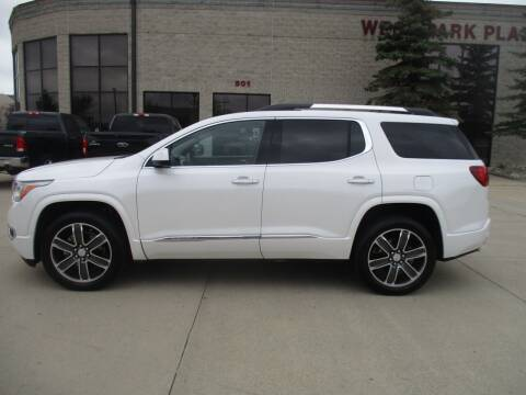 2018 GMC Acadia for sale at Elite Motors in Fargo ND