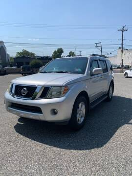 2008 Nissan Pathfinder for sale at ARS Affordable Auto in Norristown PA