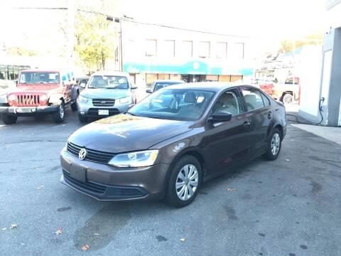 2014 Volkswagen Jetta for sale at Hi-Tech Auto Sales in Providence RI