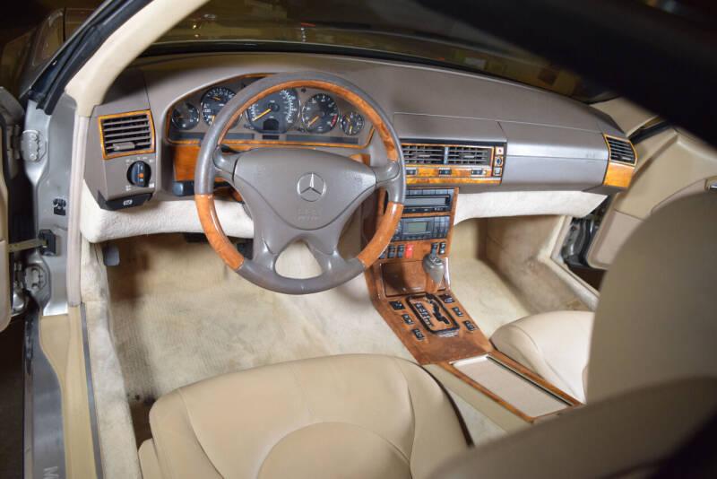 1999 Mercedes-Benz SL-Class SL 500 2dr Convertible - Columbus OH