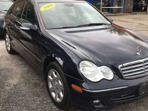 2006 Mercedes-Benz C-Class for sale at 540 AUTO SALES in Chicago IL