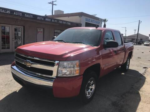 2008 Chevrolet Silverado 1500 for sale at Salas Auto Group in Indio CA