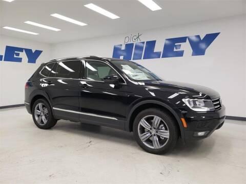 2021 Volkswagen Tiguan for sale at HILEY MAZDA VOLKSWAGEN of ARLINGTON in Arlington TX