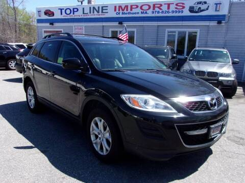 2012 Mazda CX-9 for sale at Top Line Import of Methuen in Methuen MA