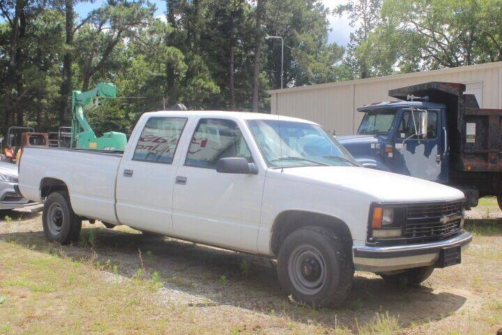 2000 Chevrolet C/K 3500 Series for sale at Vehicle Network - Davenport, Inc. in Plymouth NC