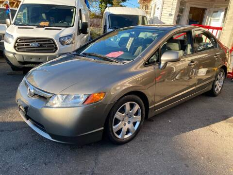 2008 Honda Civic for sale at White River Auto Sales in New Rochelle NY