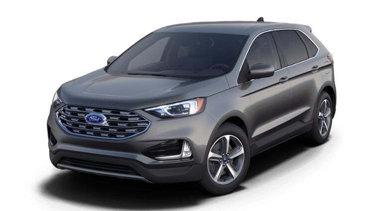 2021 Ford Edge for sale in Crystal Springs, MS