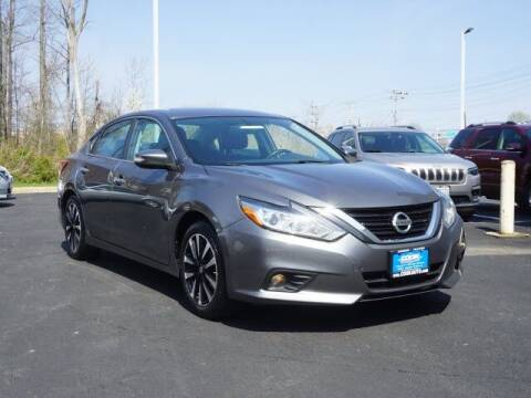 2018 Nissan Altima for sale at Ron's Automotive in Manchester MD