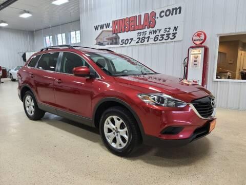 2013 Mazda CX-9 for sale at Kinsellas Auto Sales in Rochester MN