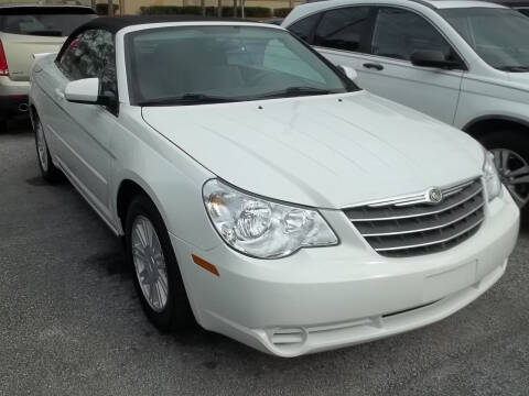 2008 Chrysler Sebring for sale at PJ's Auto World Inc in Clearwater FL