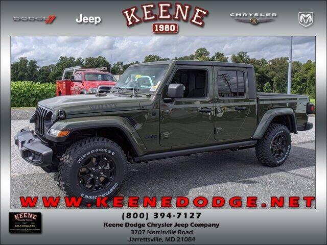 2021 Jeep Gladiator for sale in Jarrettsville, MD