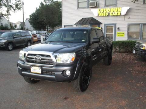2010 Toyota Tacoma for sale at Loudoun Used Cars in Leesburg VA