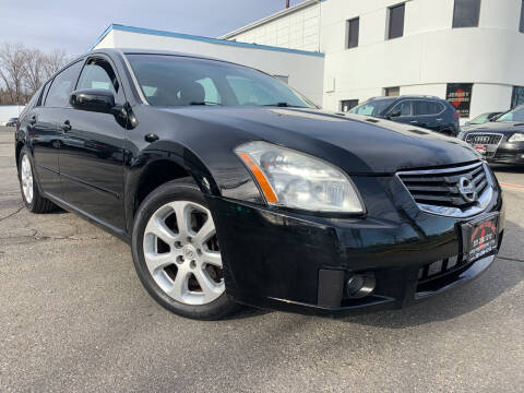 2007 Nissan Maxima for sale at JerseyMotorsInc.com in Teterboro NJ