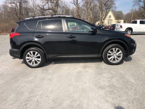 2015 Toyota RAV4 for sale at Westview Motors in Hillsboro OH