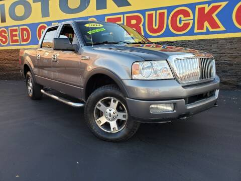 2004 Ford F-150 for sale at B & R Motor Sales in Chicago IL