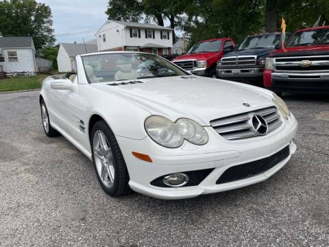 2007 Mercedes-Benz SL-Class for sale at Alpina Imports in Essex MD