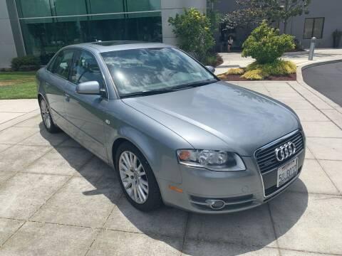 2006 Audi A4 for sale at Top Motors in San Jose CA