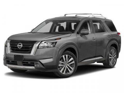 2022 Nissan Pathfinder for sale at Scott Evans Nissan in Carrollton GA