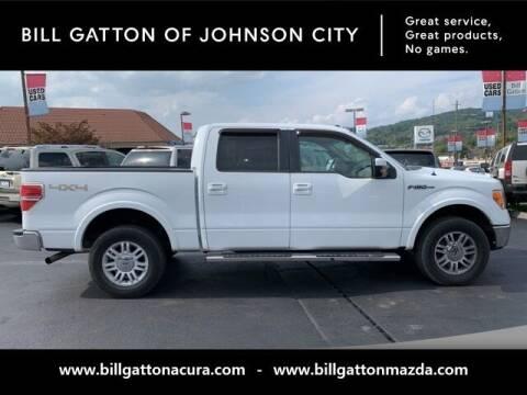 2011 Ford F-150 for sale at Bill Gatton Used Cars - BILL GATTON ACURA MAZDA in Johnson City TN
