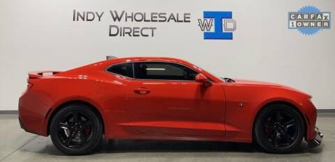2017 Chevrolet Camaro for sale at Indy Wholesale Direct in Carmel IN