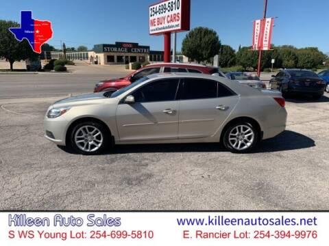 2013 Chevrolet Malibu for sale at Killeen Auto Sales in Killeen TX