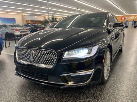 2017 Lincoln MKZ for sale at Dixie Imports in Fairfield OH