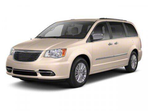 2013 Chrysler Town and Country for sale at Wally Armour Chrysler Dodge Jeep Ram in Alliance OH