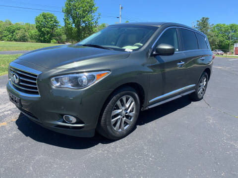 2013 Infiniti JX35 for sale at Gary Sears Motors in Somerset KY