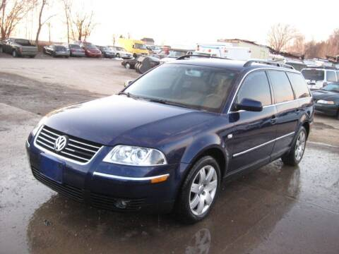 2002 Volkswagen Passat for sale at Carz R Us 1 Heyworth IL - Carz R Us Armington IL in Armington IL