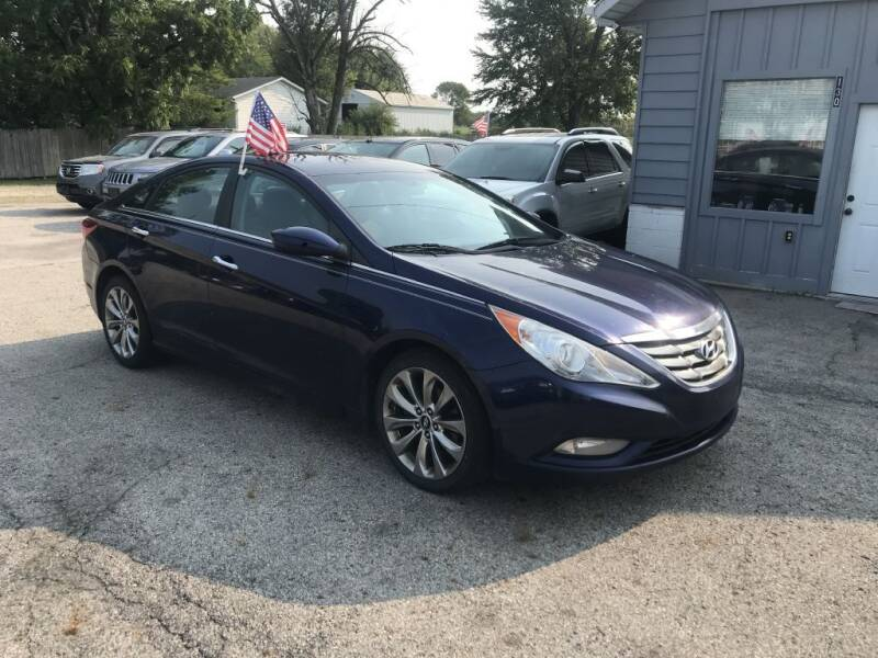 2011 Hyundai Sonata for sale at Stiener Automotive Group in Galloway OH