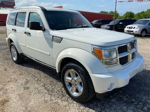 2007 Dodge Nitro for sale at Collins Auto Sales in Waco TX