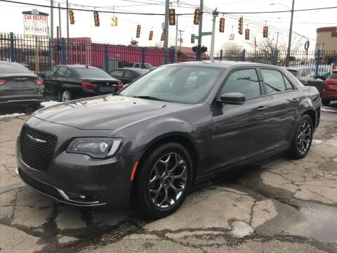 2017 Chrysler 300 for sale at SKYLINE AUTO in Detroit MI