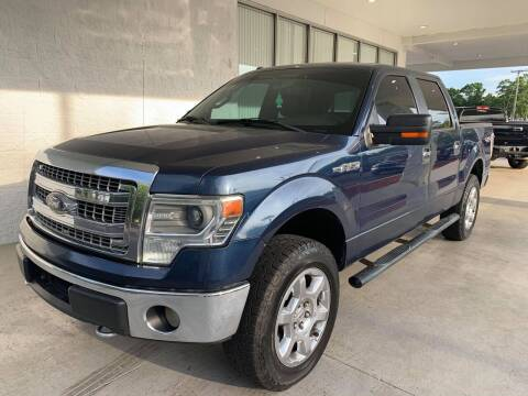 2014 Ford F-150 for sale at Powerhouse Automotive in Tampa FL