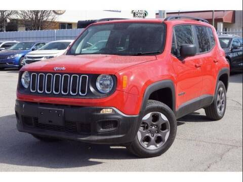 2018 Jeep Renegade for sale at Watson Auto Group in Fort Worth TX