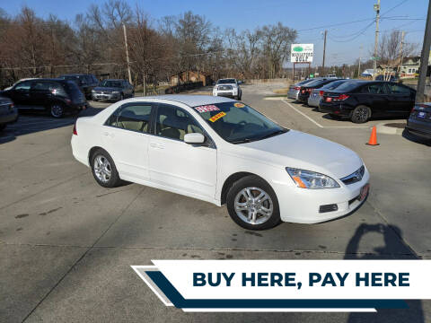 2007 Honda Accord for sale at AmericAuto in Des Moines IA