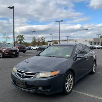 2006 Acura TSX for sale at GLOBAL MOTOR GROUP in Newark NJ